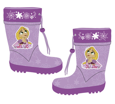 water boots Princess Rapunzel 22-24-26-28-30-32