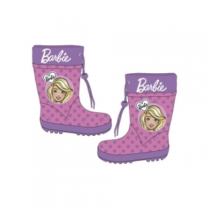 water boots Barbie 24,26,28,30,32,34