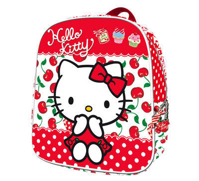 sac a dos 3D Kitty 24cm