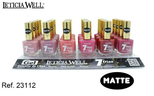 vernis à ongles 7 jours LETICIA WELL