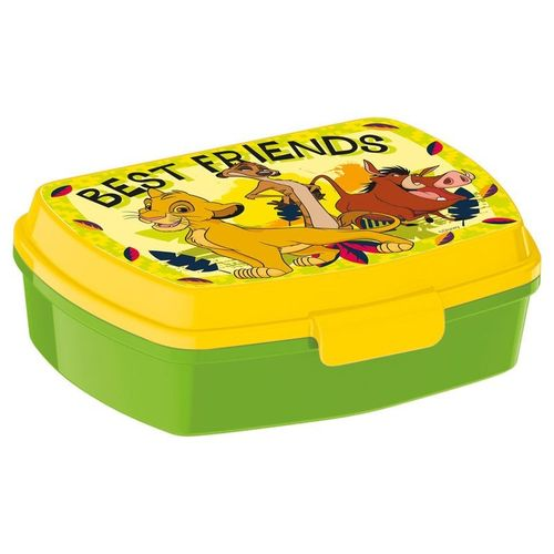 sandwich box  Lion King