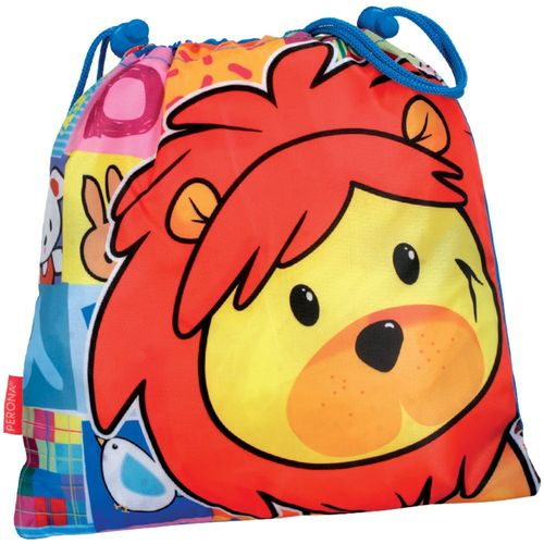 bag Lion King26x25cm