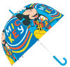 parapluie transparent autumatique Mickey 48cm