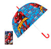 parapluie transparent automatique Spiderman 48cm