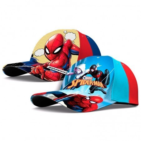 casqutte spiderman 52-54