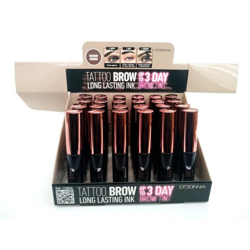 TATTOO BROW UP TO 3 DAY(0.59€ UNITE) PACK 24 D'DONNA