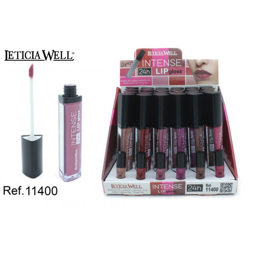 ROUGE À LEVRES INTENSE 24H. (0.75€ UNITE) PACK 24 LETICIA WELL