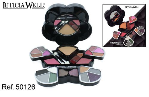COFFRET DE MAQUILLAGE MOON NIGHT LETICIA WELL