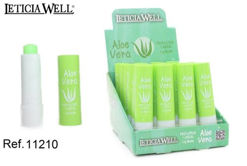 PROTECTOR LABIAL (0.45€ UNIDAD) PACK 24 LETICIA WELL