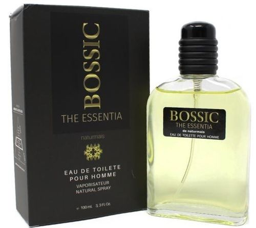 eau de toilette pour homme 100ml NATURMAIS bossic the essentia