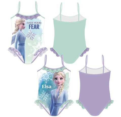 swimsuit Frozen 4-6-8