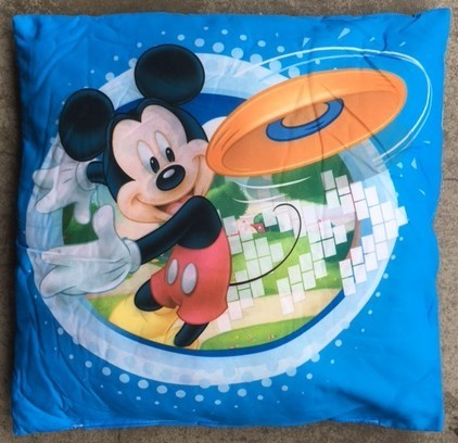 coussin mickey 40cm