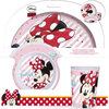 set melamine 3 pcs Minnie