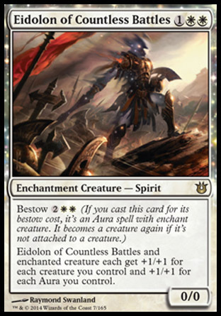 EIDOLON DE INNUMERABLES BATALLAS / EIDOLON OF COUNTLESS BATTLES (NACIDOS DE LOS DIOSES)