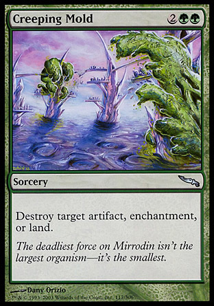 MOHO REPTANTE / CREEPING MOLD (MIRRODIN)