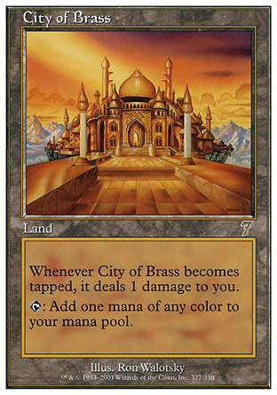 CIUDAD DE BRONCE / CITY OF BRASS (SEPTIMA)