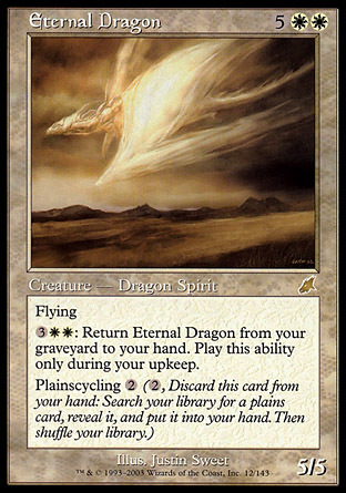 DRAGON ETERNO / ETERNAL DRAGON (AZOTE)