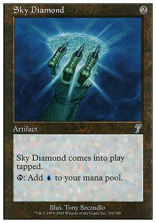 DIAMANTE CELESTE / SKY DIAMOND (SEPTIMA)