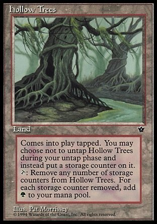 ARBOL HUECO / HOLLOW TREES (FALLEN EMPIRES)