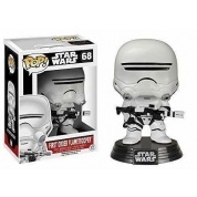 FIGURA FUNKO POP! STAR WARS - FIRST ORDER FLAMETROOPER (VINILO 4 PULGADAS)