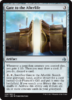 PORTAL AL MAS ALLA / GATE TO THE AFTERLIFE (AMONKHET)