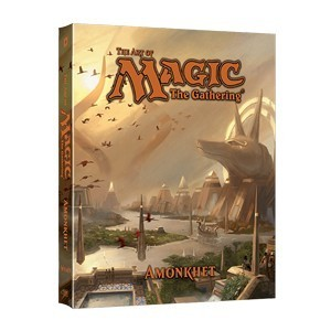 LIBRO THE ART OF MAGIC: AMONKHET