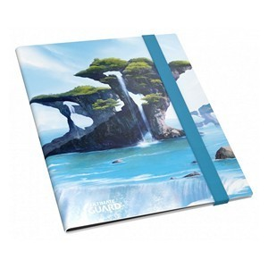 CARPETA ULTIMATE GUARD 9 BOLSILLOS (LAND EDITION - ISLA)