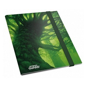 CARPETA ULTIMATE GUARD 9 BOLSILLOS (LAND EDITION - BOSQUE)