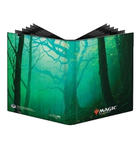 CARPETA ULTRAPRO PRO-BINDER 9 BOLSILLOS (UNSTABLE - BOSQUE)