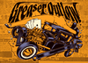 "Poster ""GREASER OUTLAW"""