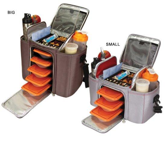Bolsa Para Levar Comida Fitness : Pack bag quot repas large