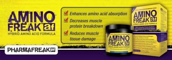 PharmaFreak - Amino Freak