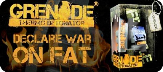 Grenade Thermo Detonator - Bruleur de Graisses