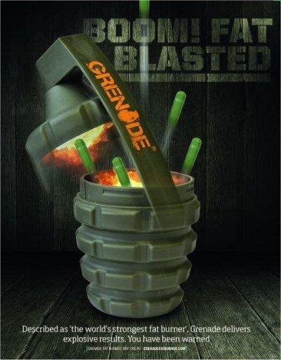 Grenade Fat Burner
