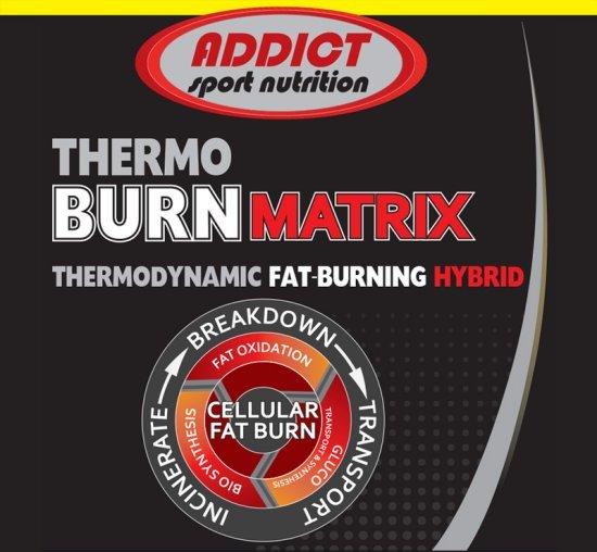 Thermoburn Matrix - Addict Sport Nutrition