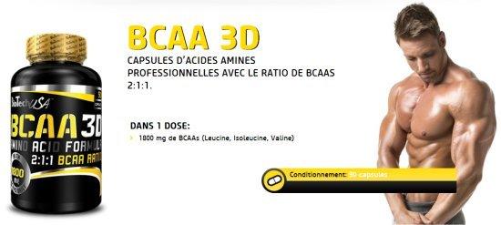 Biotech USA - BCAA Nano3D