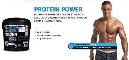 Biotech USA Protein Power 4kg
