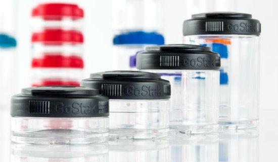 GoStak Blender Bottle