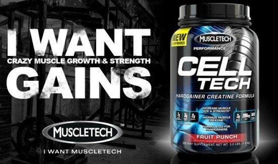 CellTech Muscletech