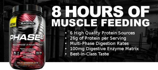 Phase8 Muscletech