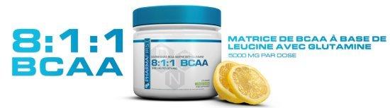 Pharma First BCAA 8 1 1