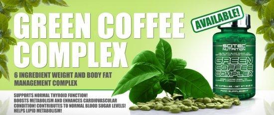 Green Coffee Complex Scitec Nutrition