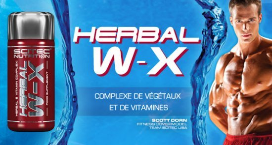 Herbal Wx Scitec