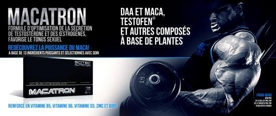 Macatron Scitec