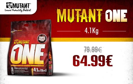 Mutant One - PVL
