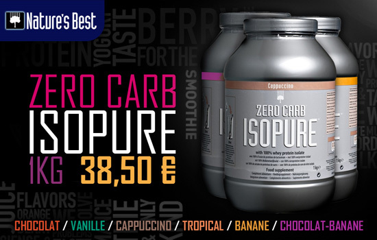Nature's Best - Isopure