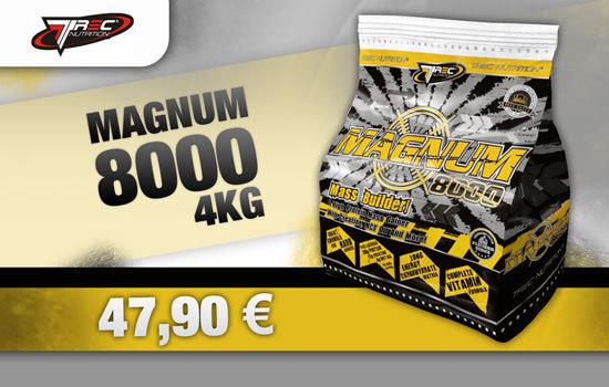Trec Nutrition - Magnum 8000 4kg