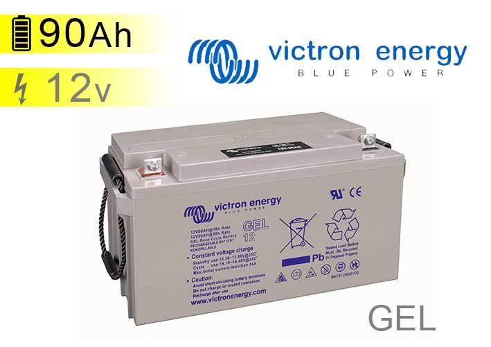 GEL Battery 90Ah 12V Victron energy