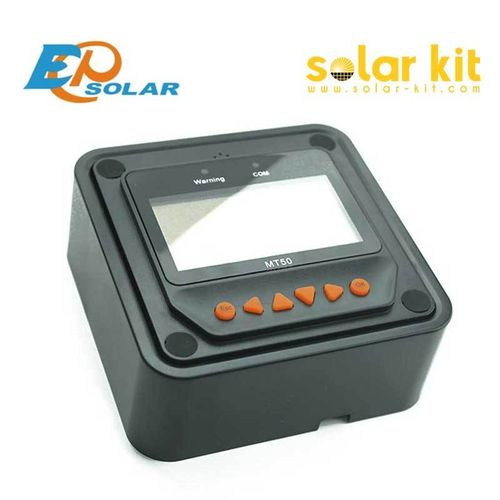 Remote meter MT-50 for solar charge controller EPSOLAR