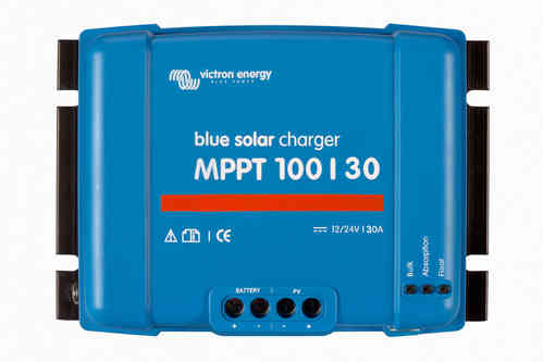 Charge controller  MPPT 100/30 12-24V- BlueSolar Victron Energy